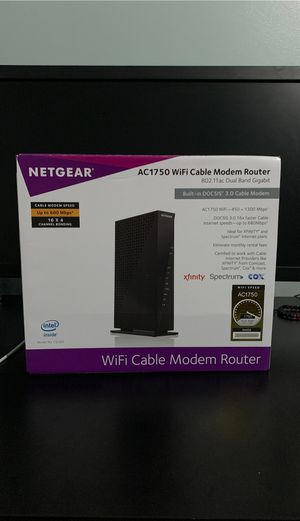 NETGEAR router for Sale in Chino Hills, CA