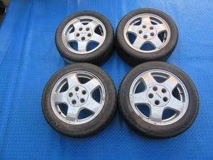 """15"""" 16"""" Acura NSX rims wheels tires set 6281 for Sale in HALNDLE BCH, FL"""