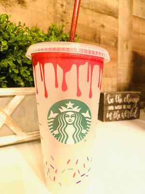 Custom Starbucks tumblers for Sale in Corona, CA
