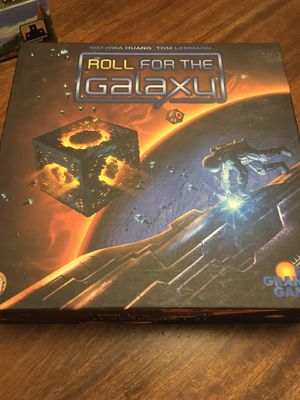 Roll for the Galaxy Board Game for Sale in Arlington, TX
