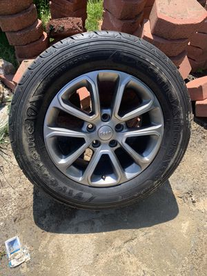 2017 Jeep Grand Cherokee Wheels for Sale in Watertown, CT