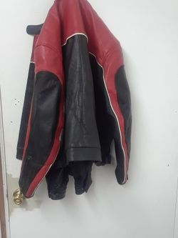 Wilson Leathers Motorcycle Coat for Sale in Damascus,  OR