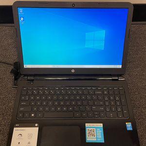"HP 15.6"" Laptop, I5-5200U CPU, 6GB MEMORY, 720GB HARD DRIVE , WINDOWS 10! for Sale in Ontario, CA"