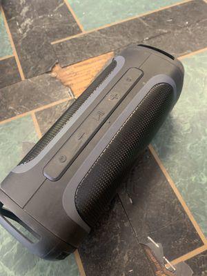 Black web Bluetooth speaker for Sale in Pueblo, CO