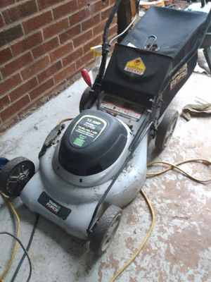 Electric lawn mower for Sale in Greenville, SC