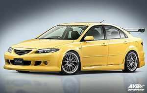 Mazda 6 k1 style side skirts bodykit for Sale in Los Angeles, CA