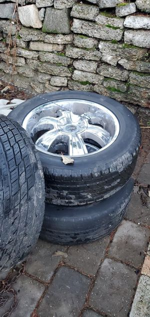 20 inch 6lug for Sale in Seattle, WA