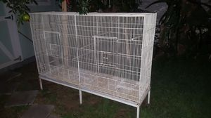 "Big cage 60""long 48"" high 20"" deep for Sale in Bell Gardens, CA"