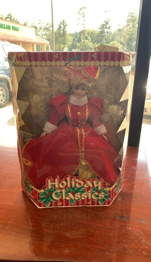 Barbie (Holiday Classic) for Sale in Cypress, TX