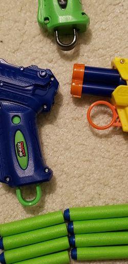 Three toy gun for Sale in Fairfax,  VA