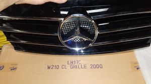 Mercedes front grill for Sale in Stamford, CT
