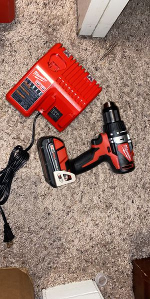 New m18 brushless Milwaukee drill for Sale in Houston, TX
