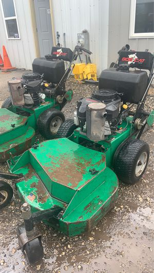 """36"""" Mowers (2) left Commercial Walk behinds for Sale in Plainfield, IL"""