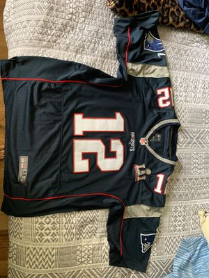 Patriots Tom Brady Jersey for Sale in Fort Pierce, FL