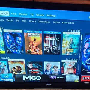 Vizio 50 Inch Smart TV for Sale in Londonderry, NH