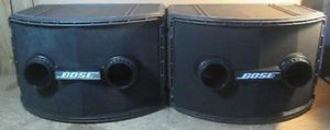 Bose 802 Series-ll Panarama Speaker System (x2) for Sale in Las Vegas, NV
