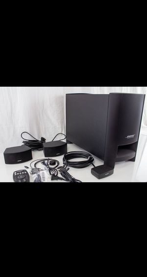 Bose cinemate ii stereo system for Sale in Dallas, TX