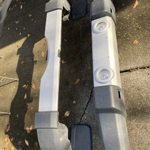 2014 Jeep Sahara Front & Rear Bumpers for Sale in Bellevue, WA
