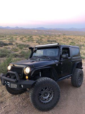 Jeep Wrangler 2017 for Sale in Gilbert, AZ