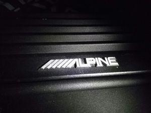 "Alpine MRV-F450 5- Channel Car Amp + Orion XTR124D 12"" XTR Series 1200W Dual 4-ohm Car Subwoofer for Sale in Santa Monica, CA"