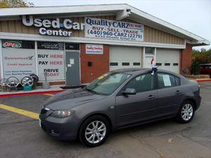 2007 Mazda 3 for Sale in Lorain, OH
