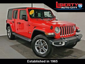 2019 Jeep Wrangler Unlimited for Sale in Libertyville, IL