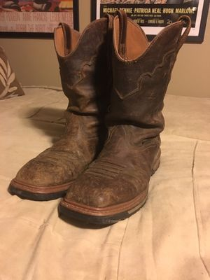 Dan Post Men's Waterproof Work Boots Size 13 for Sale in Issaquah, WA