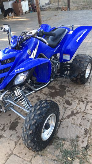 2005 Yamaha raptor 660 for Sale in Perris, CA