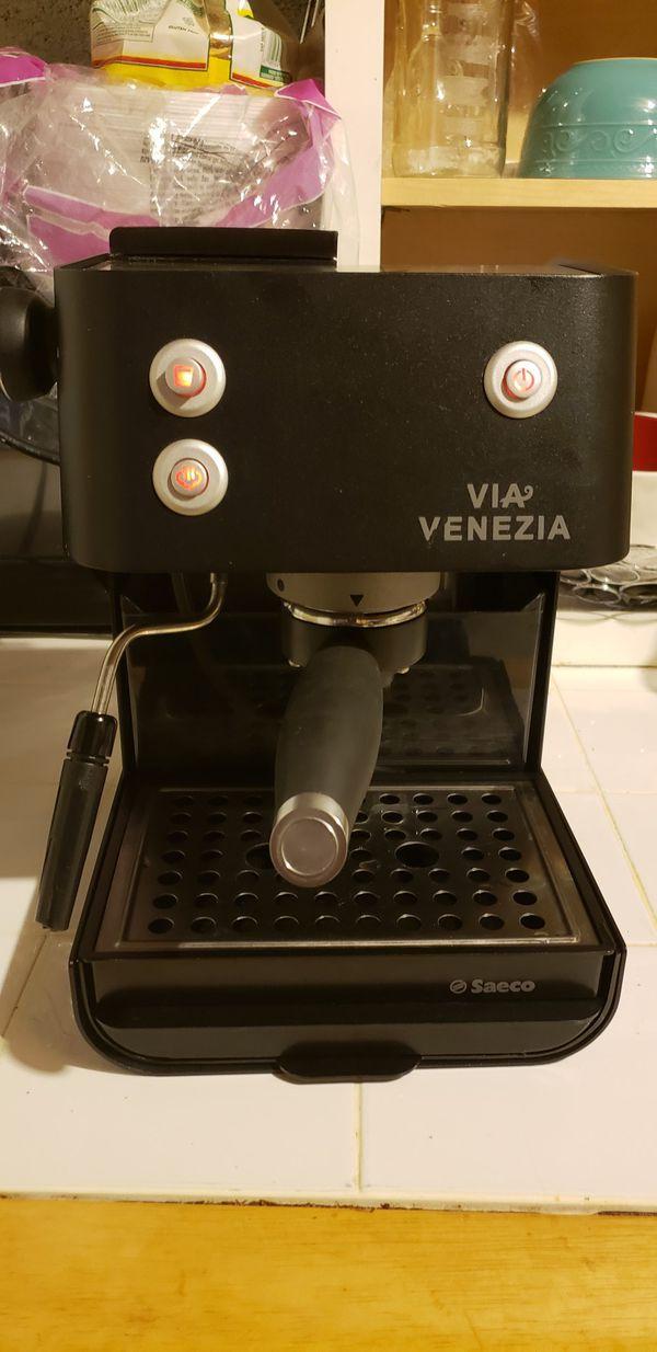 Saeco via venecia machine