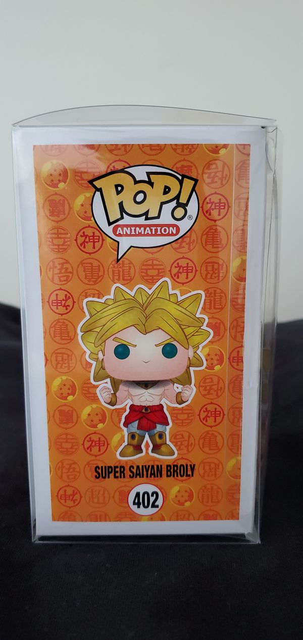 Dragon Ball Funko Pops - SSJ Broly