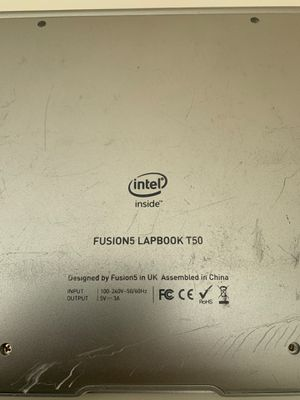 """Fusion5 netbook laptop. 10.5"""" 32gb for Sale in San Diego, CA"""