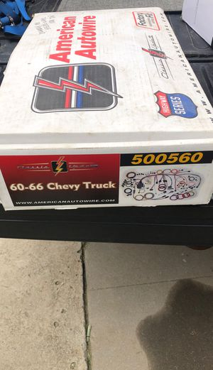 American auto wire kit for c10 c20 Chevy trick 1960-66 for Sale in San Diego, CA