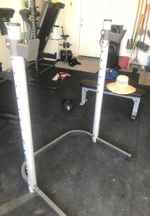 Squat rack equipment for Sale in Fort McDowell, AZ