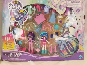 My Little Pony Equestria Girls $15 firm for Sale in South Gate, CA