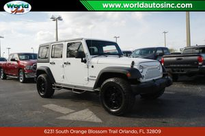 2016 Jeep Wrangler Unlimited for Sale in Orlando, FL