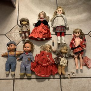 Vintage Dolls Lot for Sale in Stockton, CA