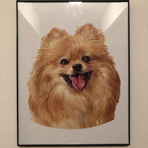 Pomeranian wall decor for Sale in Breckenridge, CO