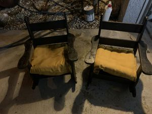 Two (2) Small Rocking for boys Sale $25 for Sale in Cape Coral, FL