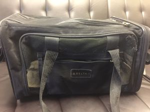 Airline pet carrier for Sale in Seattle, WA