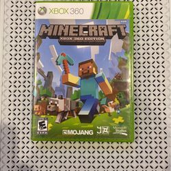 Minecraft Xbox 360 Edition for Sale in Harrison,  OH