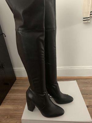 Aldo leather boots BRAND NEW SIZE 8.5 for Sale in Alexandria, VA