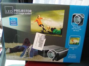 LED projector for Sale in Coldwater, MI