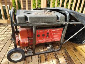 5kw generac generator for Sale in Snohomish, WA