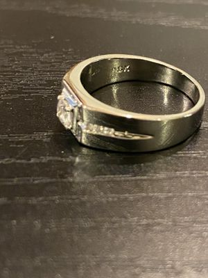 Unisex 18K Gold Engagement/Wedding Ring - Code GAND01 for Sale in Seattle, WA