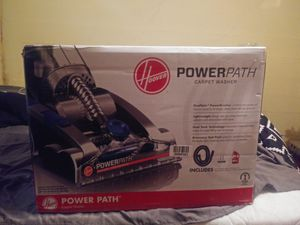 Hoover Powerpath Carpet Cleaner for Sale in Wichita, KS