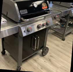 WEBER GENESIS 2 NATURAL GAS GRILL A for Sale in Dallas,  TX