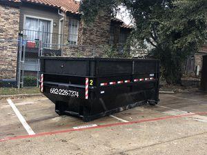 Roll off Dumpter for Sale in Arlington, TX