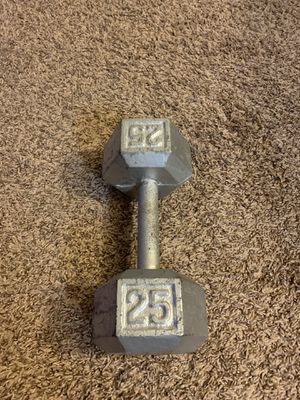 Cast iron 25 lbs for Sale in Nashville, TN