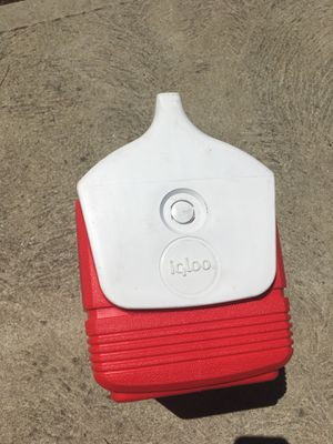 Small igloo lunch box cooler for Sale in Concord, CA