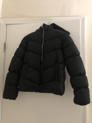 Black Puffer Jacket for Sale in Greenbelt, MD